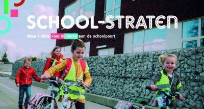 Project School-Straten geeft kinderen meer ruimte aan de schoolpoort