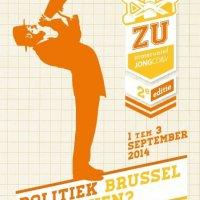 Nieuwe editie Zomerunief Jong CD&V 1-3 september