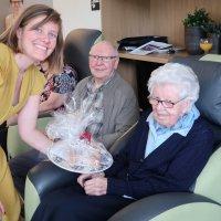 Oudste bewoner WZC Stede Akkers Hoogstraten wordt 105 jaar
