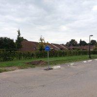 Heraanleg fiets- en wandelpaadje tussen de Loenhoutseweg en de Dreef van het Klein Seminarie
