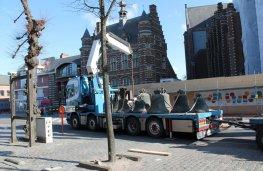Klokken voor restauratie uit Sint-Katharinakerk
