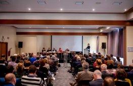 Tinne Rombouts deelnemer Vlario debat