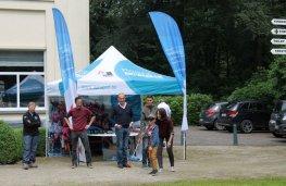 Tinne Feest haalt 4.850 euro op ten voordele van het G-sportfonds