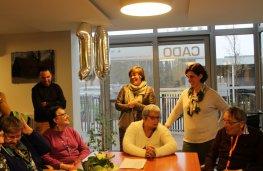 Tinne Rombouts - 10 jaar CADO Vosselaar