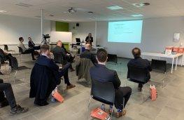 Energiebesparing, overheid als partner. Presentatie Tinne Rombouts op Thomase More Hogeschool