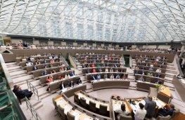 Eedaflegging Tinne Rombouts - Vlaams parlement 18 juni 2019 - copyright Vlaams parlement