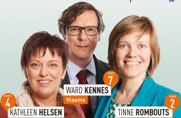 Campagne 25 mei 2014