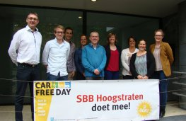 Car Free Day in Hoogstraten