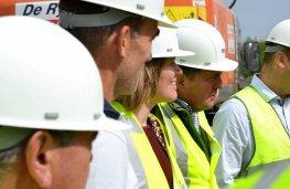 Tinne Rombouts - aanleg warmtnet industriezone De Kluis