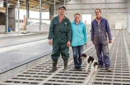 Tinne Rombouts - Werkbezoek Commissie Landbouw Fedagrim