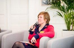 Tinne Rombouts deelnemer Debat Goe Gespeeld