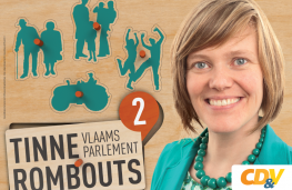 Affiche Tinne Rombouts