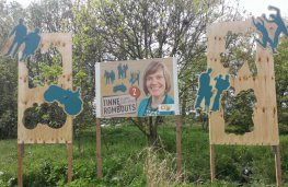 Puzzels campagne - mei 2014