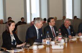 Ronde Tafel Vlario - Commissie Leefmilieu